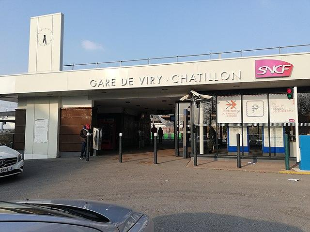 viry-chatillon/immobilier/CENTURY21 At Home/Gare de Viry-Châtillon
